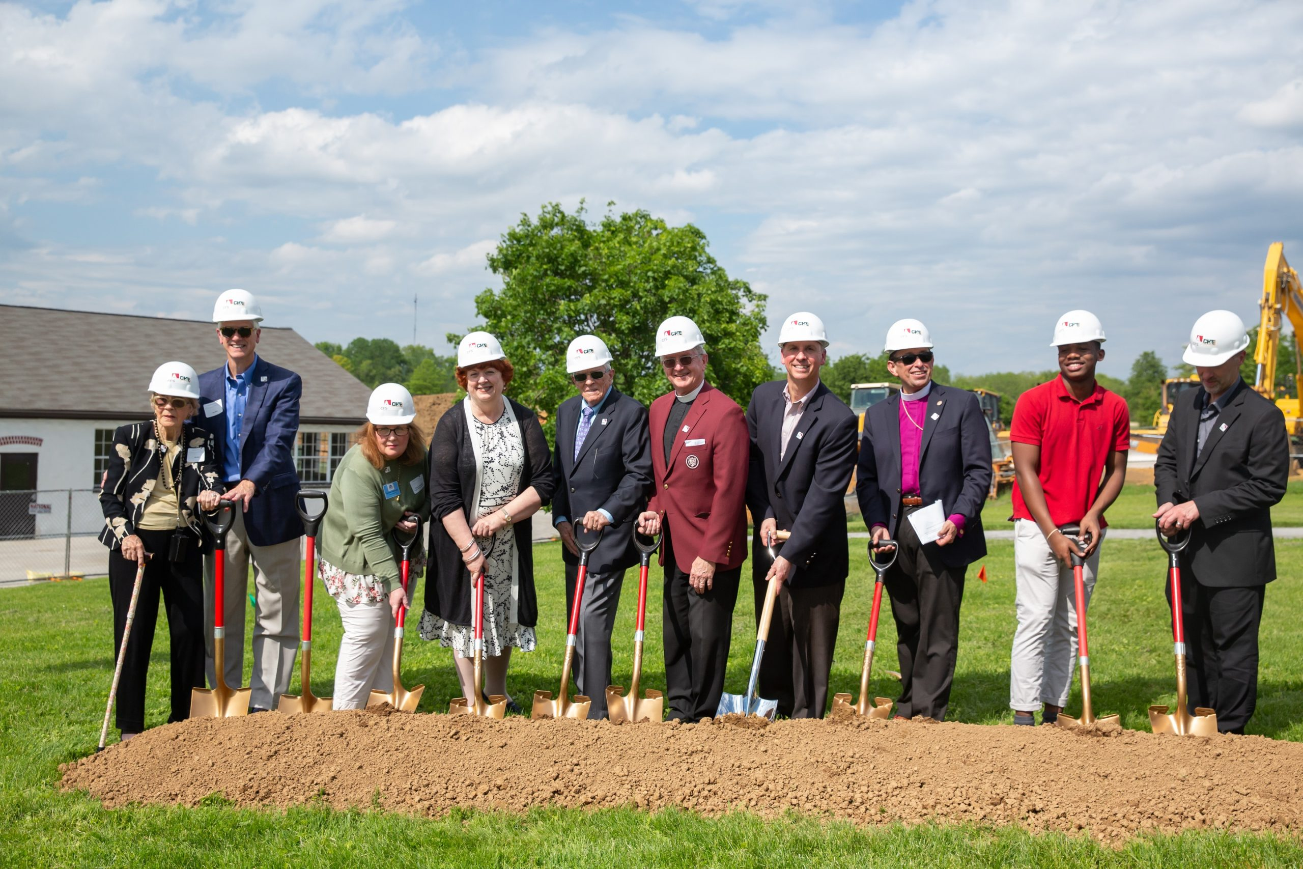 Church Farm School Breaks Ground on $15M Campus Modernization Project