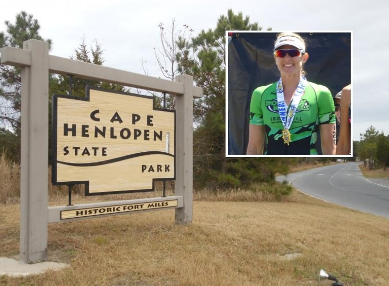 Oxford Woman Wins Her Division at Cape Henlopen Triathlon in Lewes, Del.