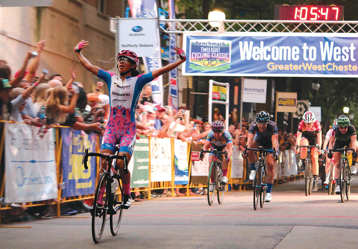 Benchmark Twilight Cycling Classic Attracts MacElree Harvey, Chester County Hospital as New Sponsors