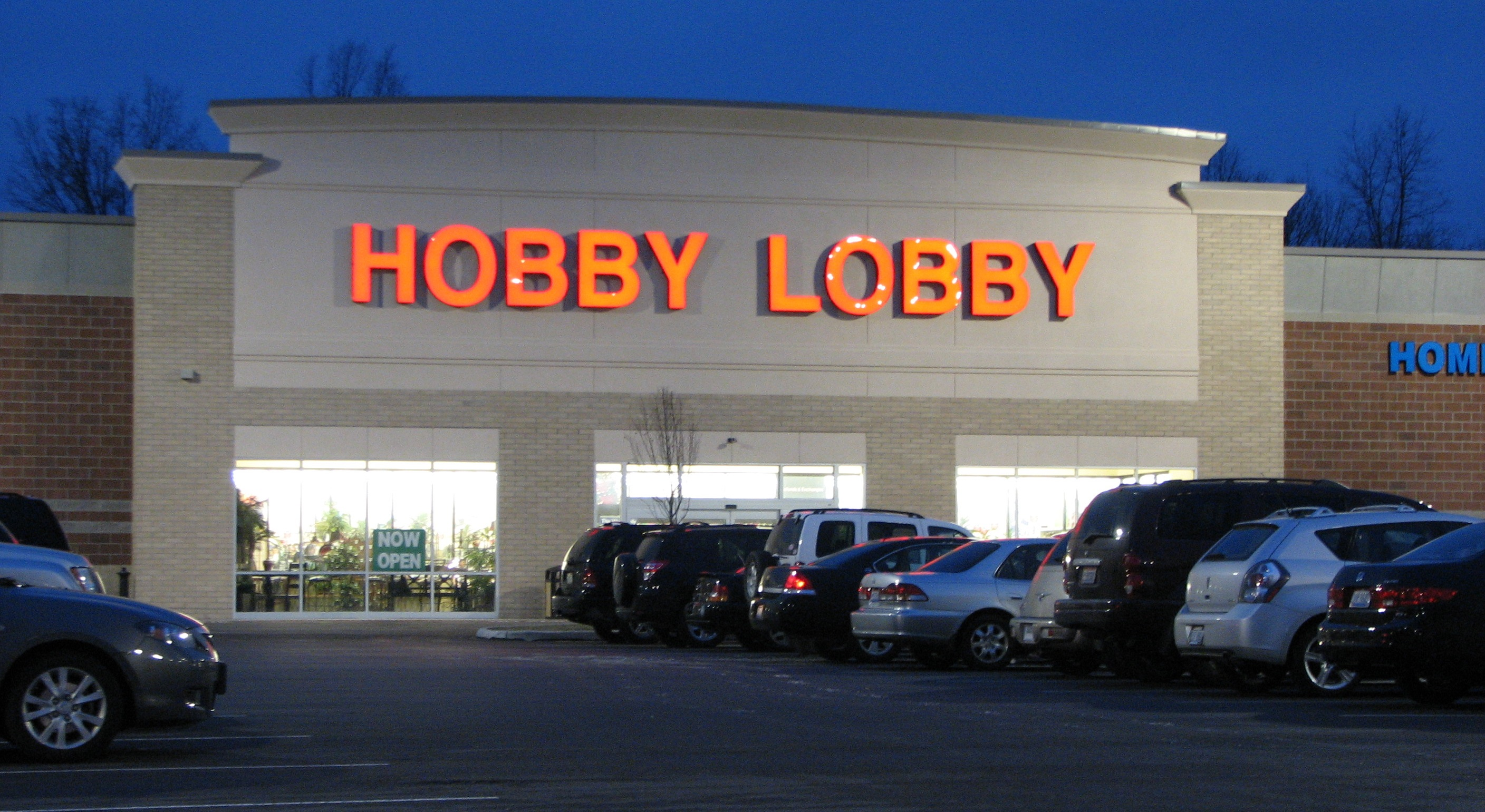 FROM MONTCO: Hobby Lobby Stores Prepares for Opening in King