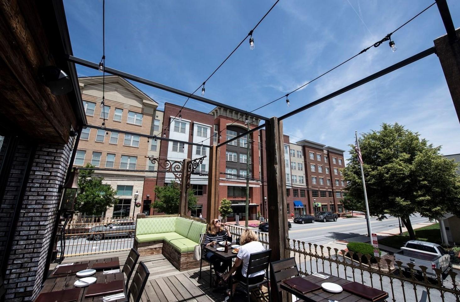 A Look Inside Malvern's Transformation from Sleepy Borough to Restaurant Destination