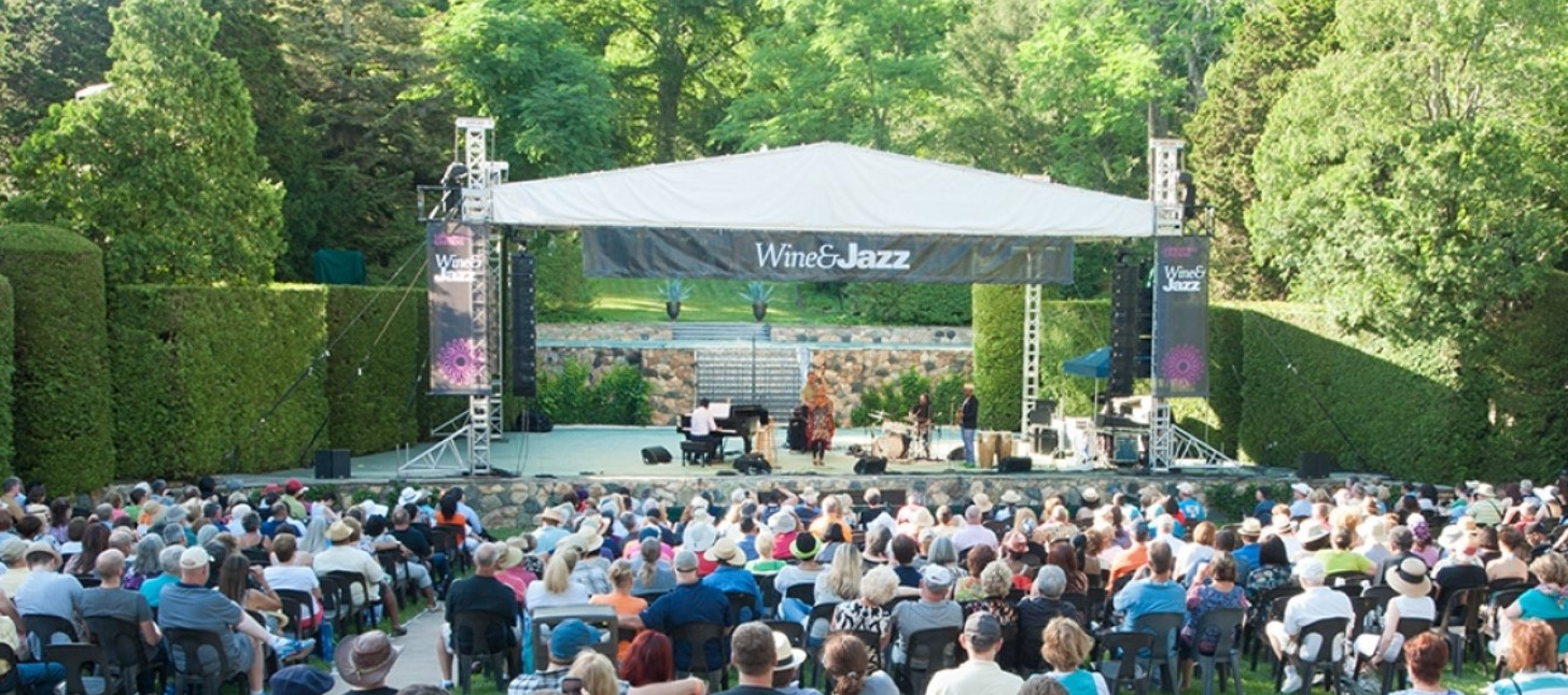 Forbes: Longwood Gardens' Wine & Jazz Festival Offers Fine Examples of State's Diversity of Wines