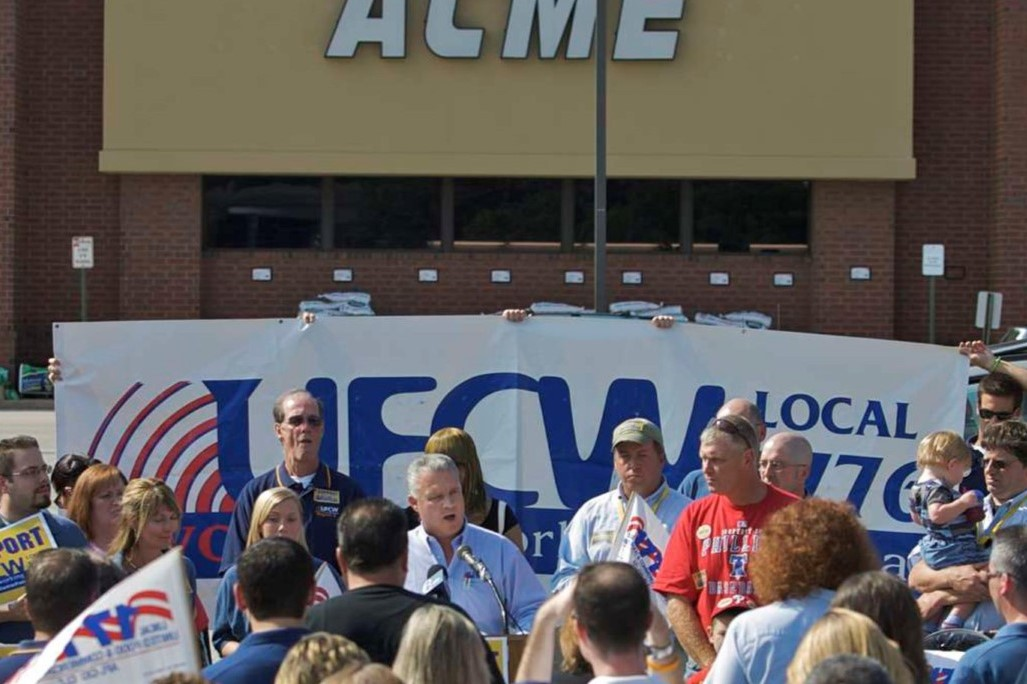 Employees, Retirees of Malvern-Based Acme in Danger of Losing Their Pension