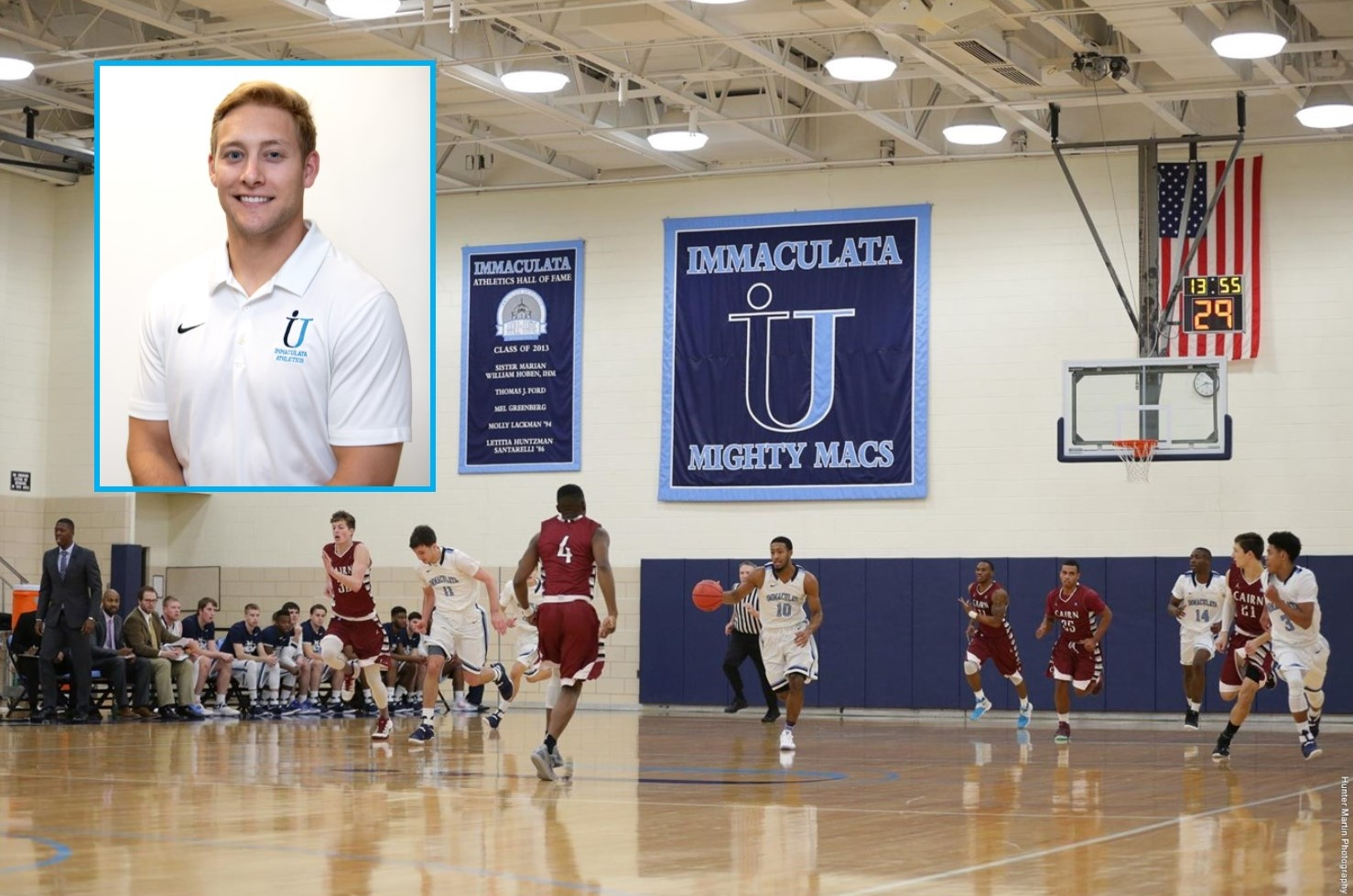 Immaculata University Promotes Exton Native to Director of Athletic Communications