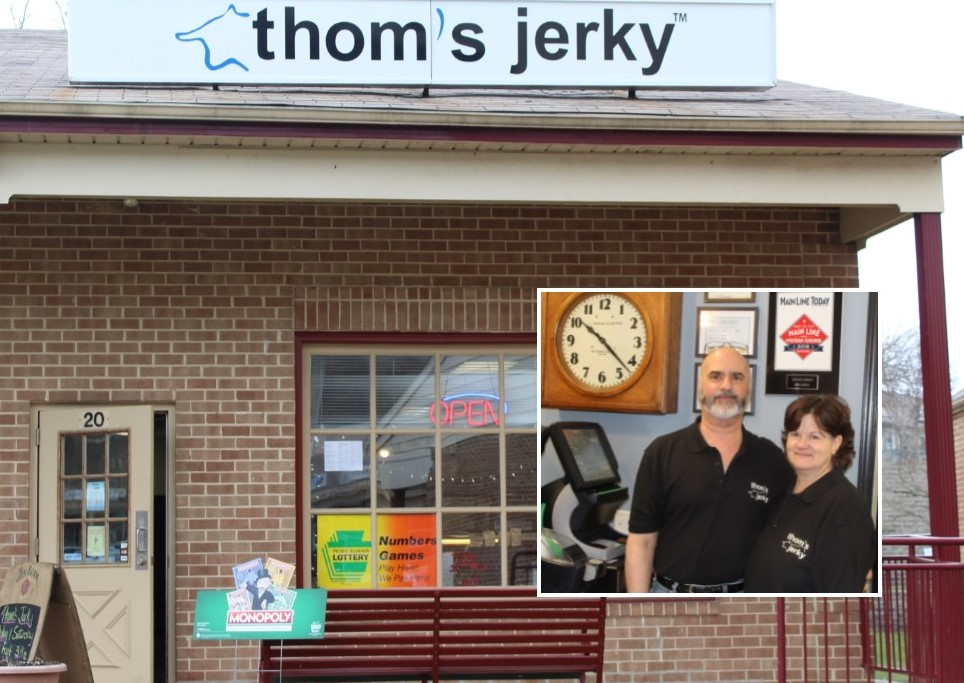 With an Assist from SCORE, Thom's Jerky in Exton Has the Recipe for Success