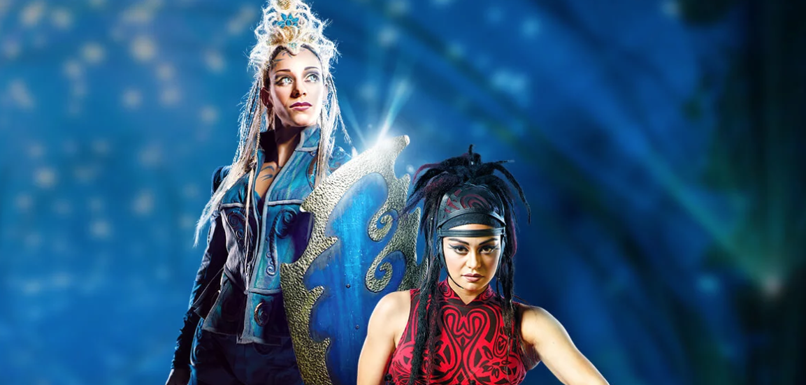 Big Top Set to Rise for Cirque du Soleil's Amaluna