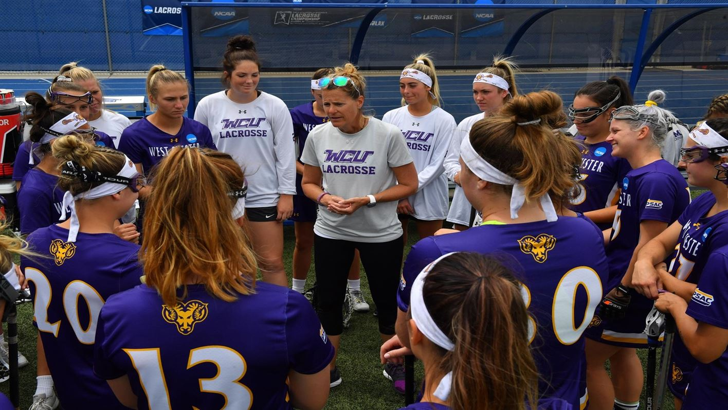 WCU's Ginny Martino Earns Women's Lacrosse Coach of the Year Honors