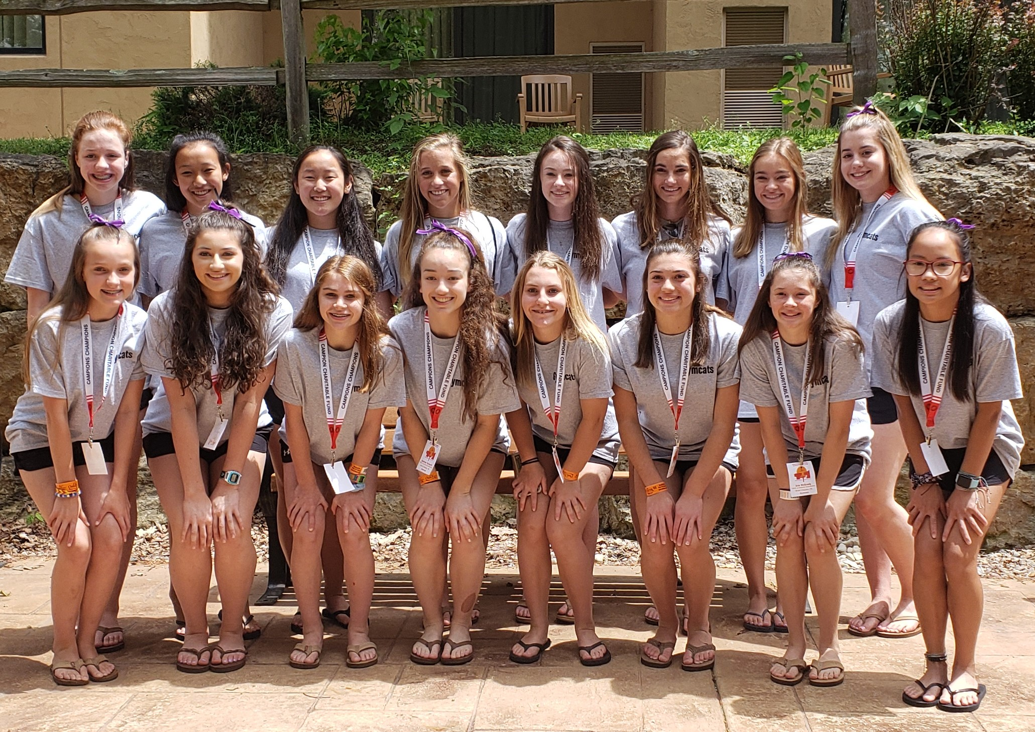 YMCA of Greater Brandywine's Gymnastics Team Wraps Up Strong Year with National Success