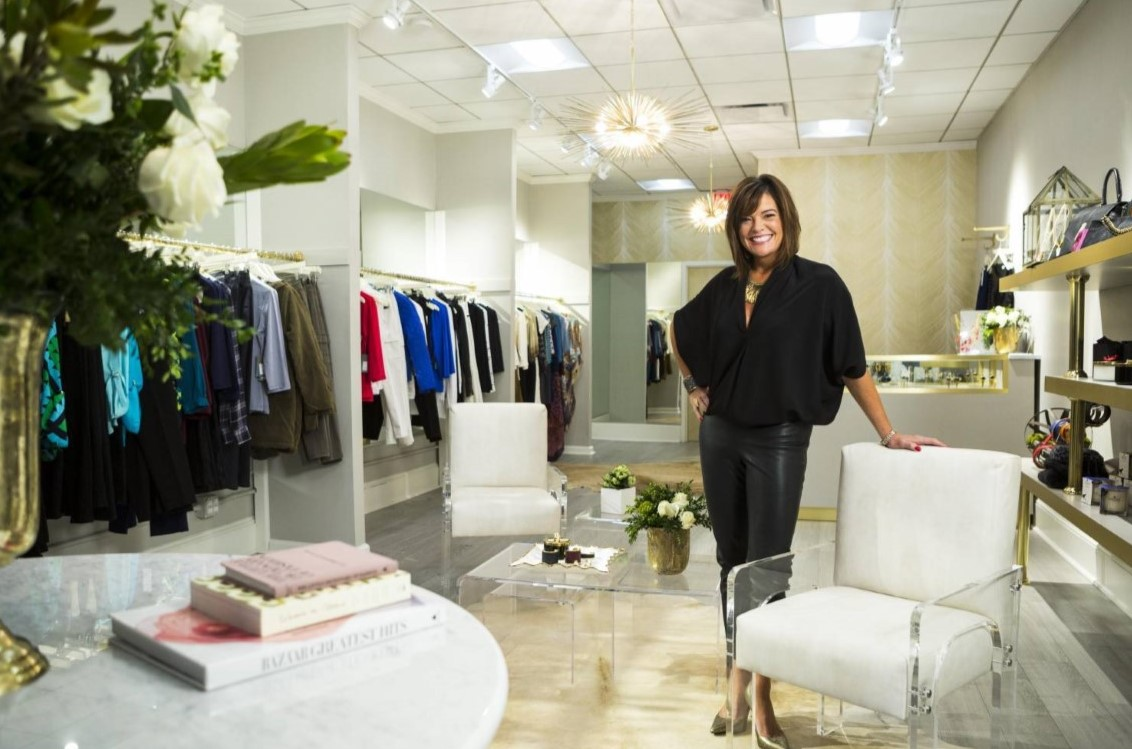 Proprietor of Women's Boutique in Kennett Square: Online Shopping Can't Beat Being in the Store