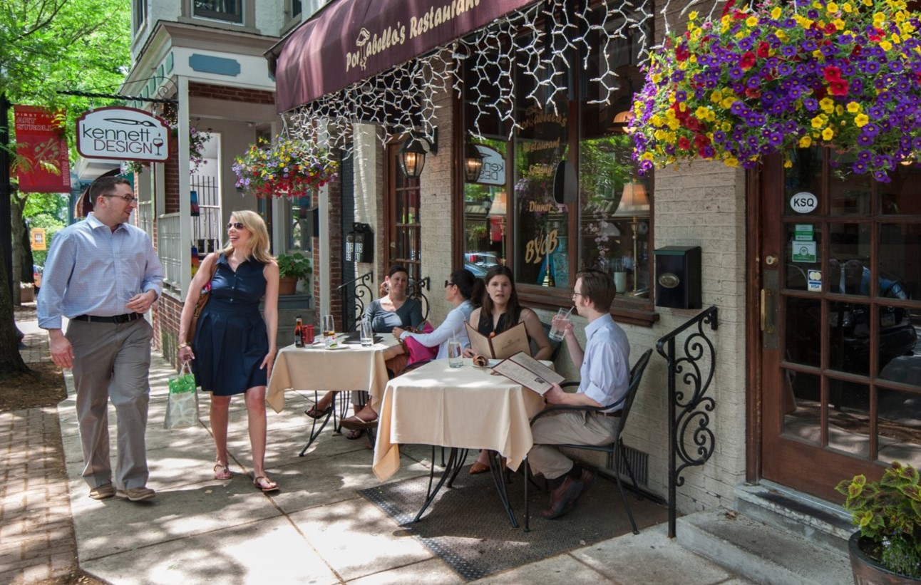 Kennett Square Named the Best Shopping Destination in the Suburbs