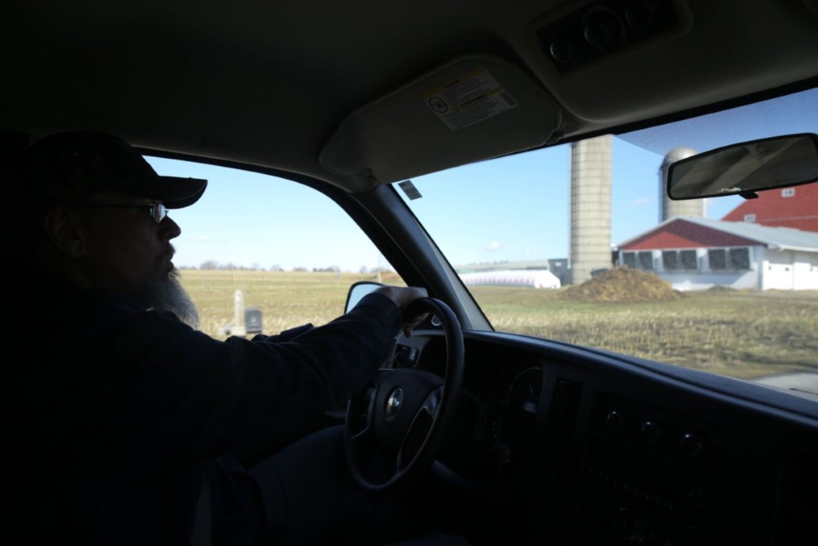 'Hauling Amish' in Lancaster County a Generational Business for This Local Family