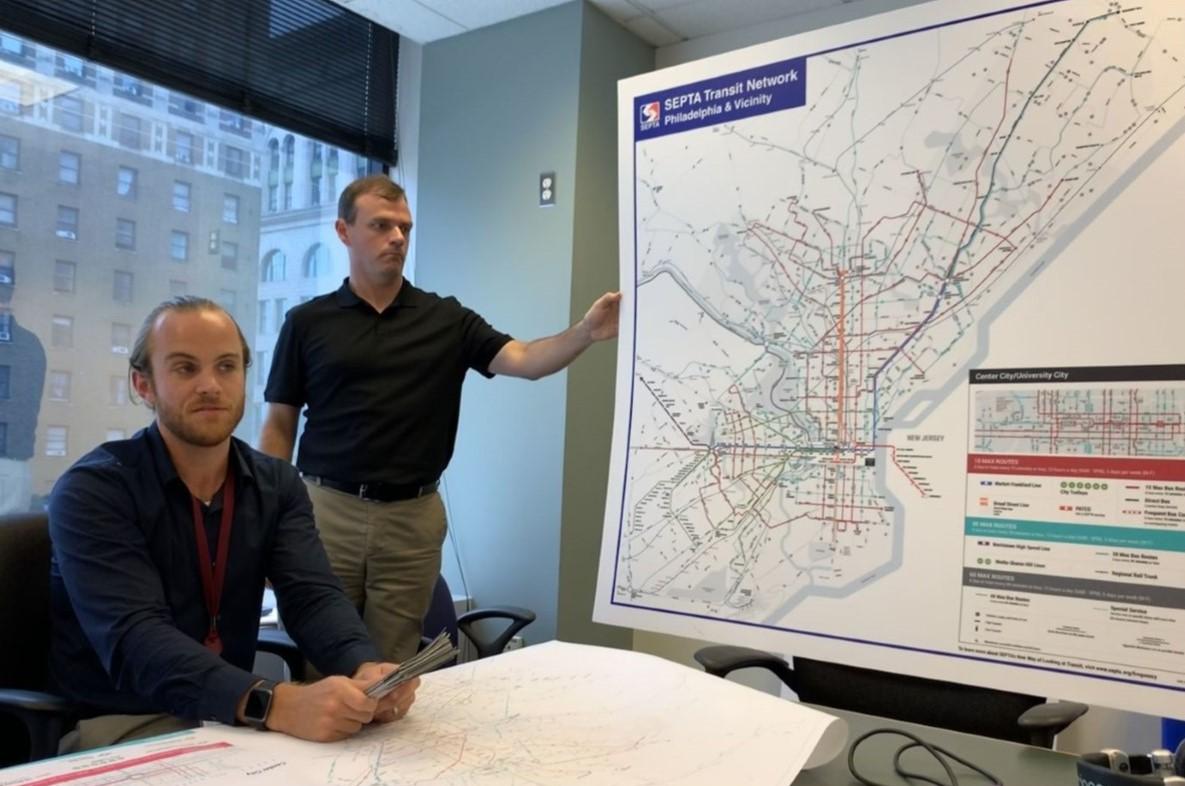 SEPTA to Unveil New Transit Map