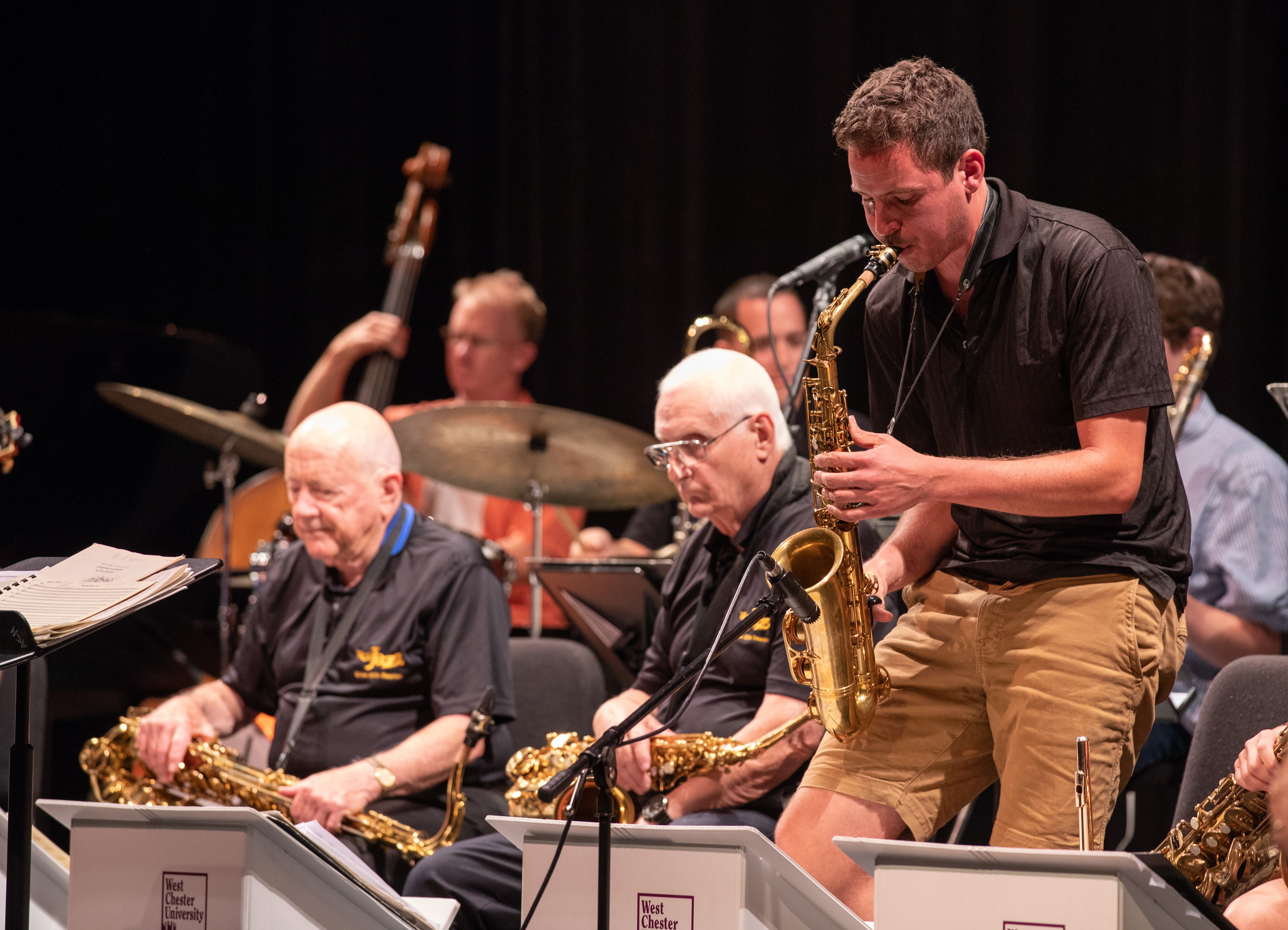 Alumni of WCU's Premier Jazz Ensemble to Reunite, Perform Free Concert on July 18