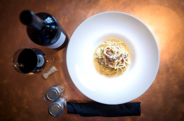Pasta Is Art at This Italian BYOB in West Chester