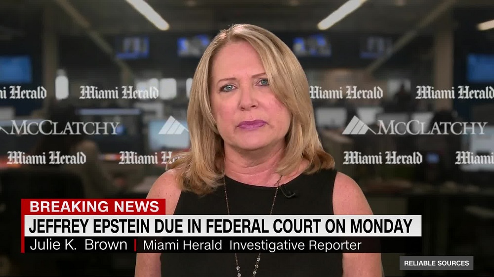 FROM MONTCO: Jeffrey Epstein Case Moving Forward Thanks to Journalist with Local Ties