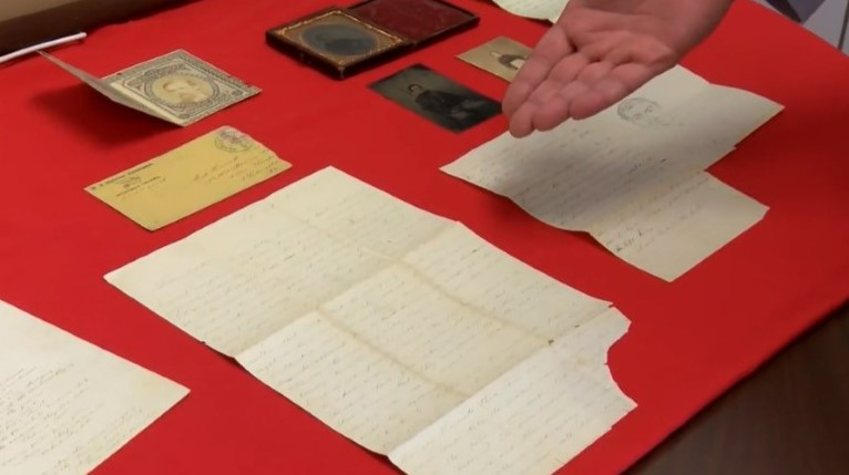 Union Soldier's Letters Donated to Civil War Institute by Local Woman to Be Made into Book