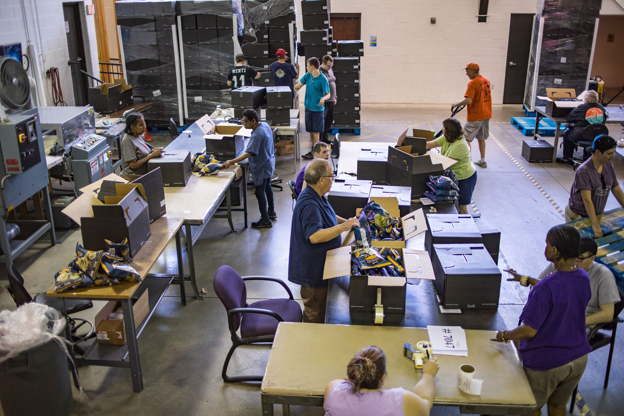 Thorndale Nonprofit Offers Responsible Outsourcing for Businesses While Enriching Its Clients' Lives