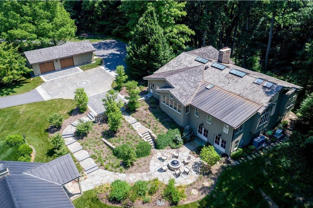DNB First House of the Week: Retreat-Style Residence in Pennsbury Township