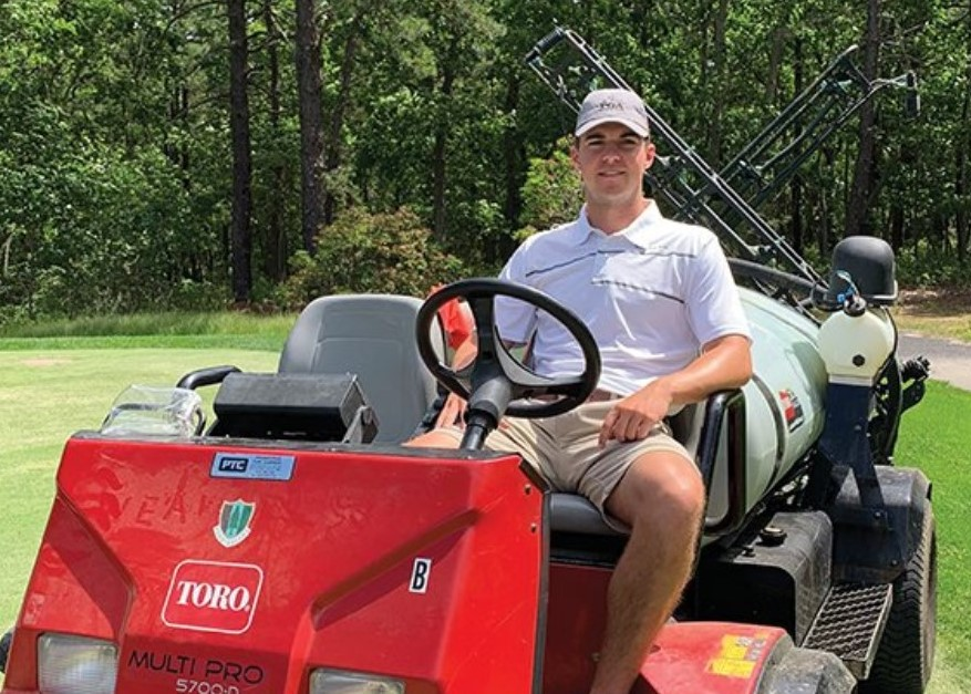 Rustin Grad with a Passion for Golf Awarded Prestigious Scholarship by Penn State