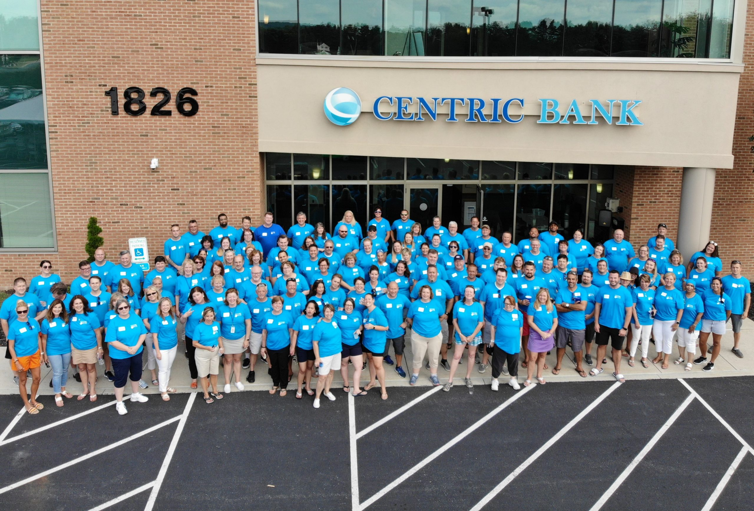 As 'Talent Magnet in Hypercompetitive Marketplace,' Centric Bank Honored as Best Bank to Work For