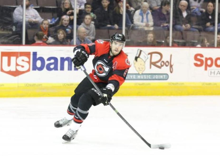 Rustin Grad to Continue Pursuing His Hockey Dreams Closer to Home