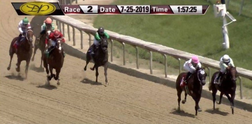 West Grove-Based Racehorse Named After Jeopardy! Champion Debuts on the Track