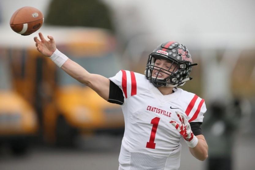 With High School Football Season Here, Coatesville's Villanova-Bound Quarterback Aims to Make History