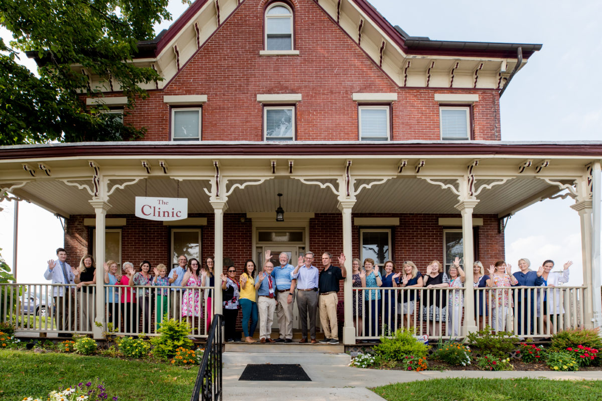 The Clinic's Culture of Caring Shows the Spirit of Mr. Rogers Alive in Phoenixville