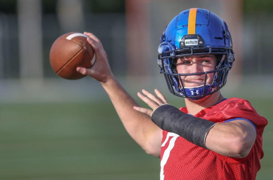Downingtown West Quarterback To Play College Football For Carson