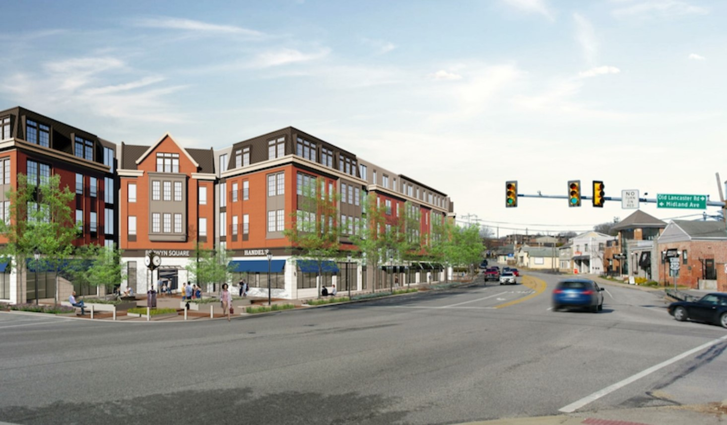 Two Big Projects Brewing in Berwyn