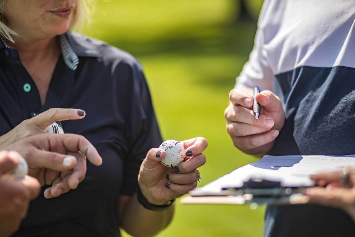 Handi-Crafters Encourages Participation in Money Ball Drop at 33rd Annual Hankin Golf Invitational