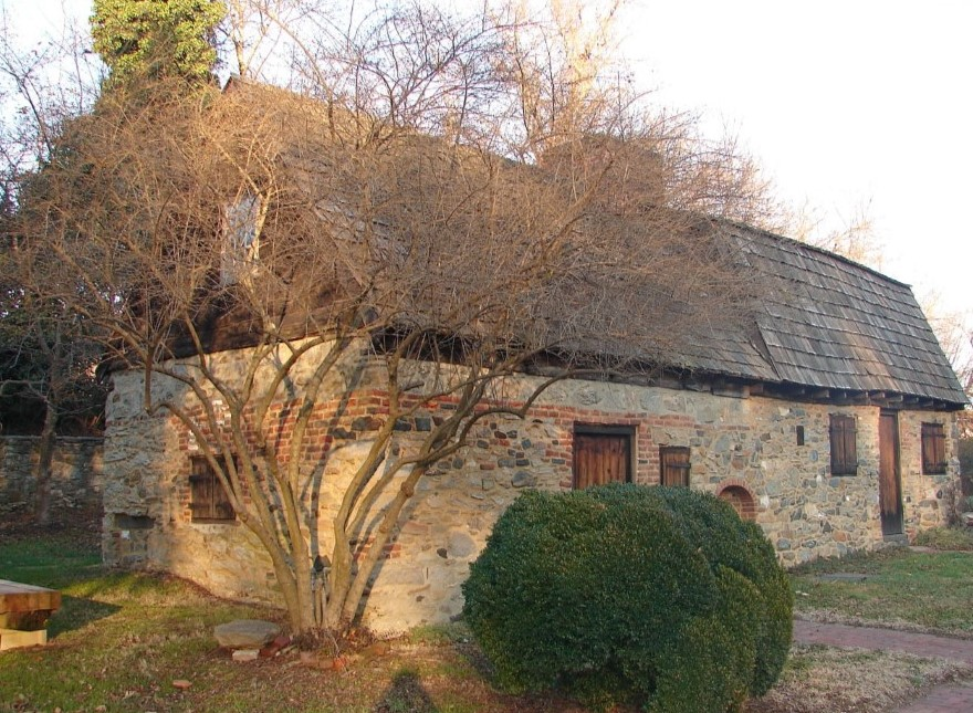 The Oldest House in Pennsylvania May Be in Delaware County