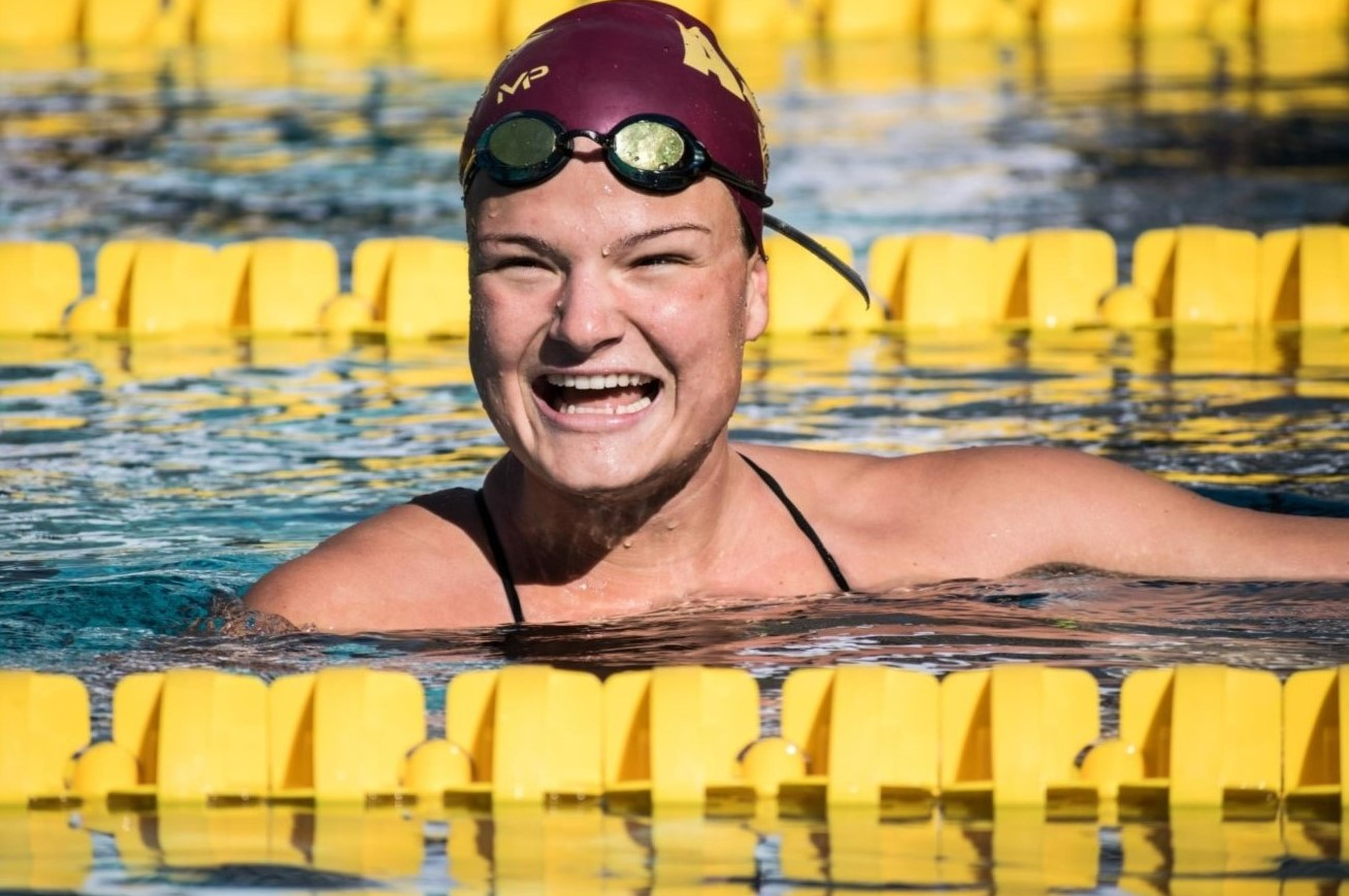 Cochranville Native, Olympic Gold Medalist Excels at USA Swimming National Championships