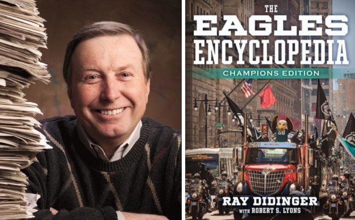 Beloved Football Personality Ray Didinger to Speak at Uptown! in West Chester