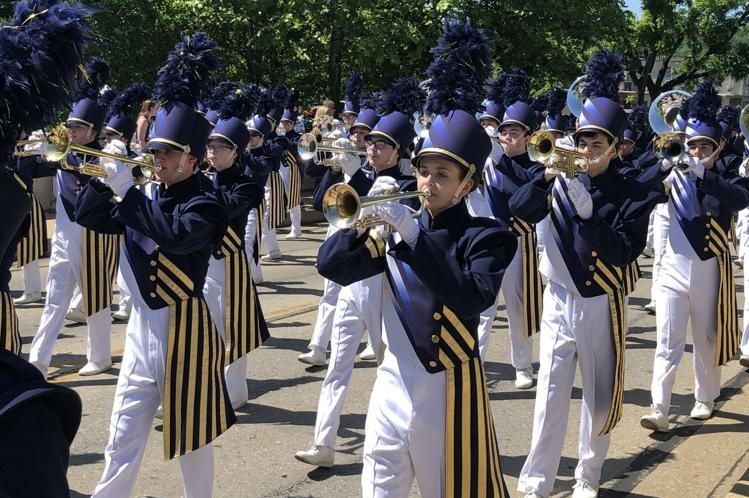 'Excitement That Is Competitive Marching Band' to Arrive in Downingtown on Sept. 28