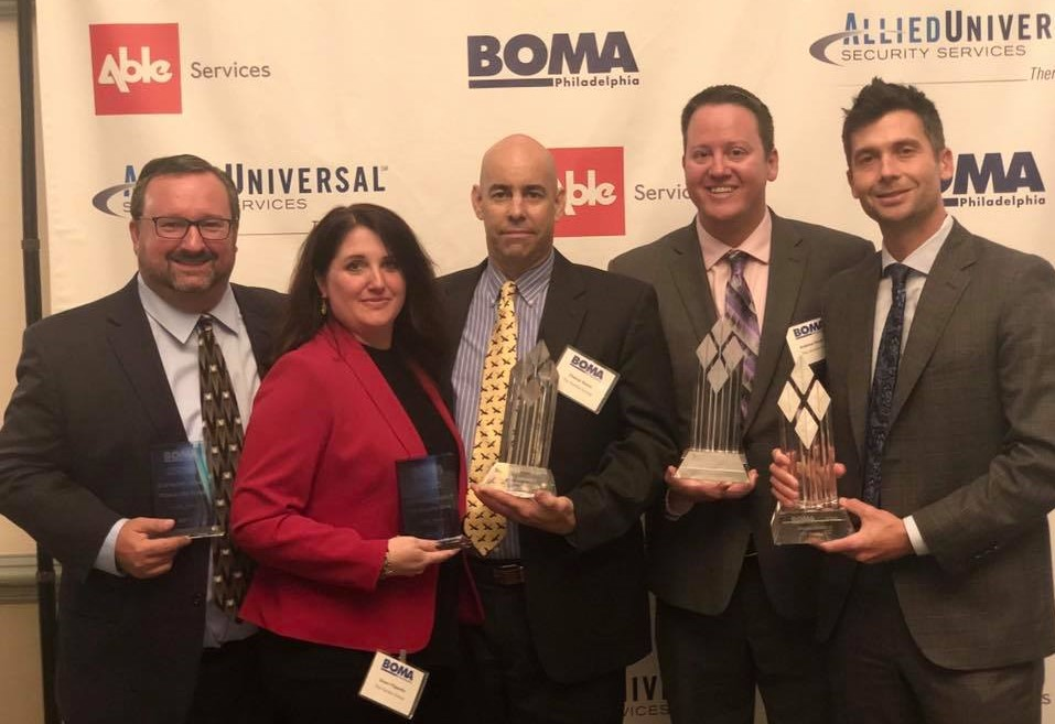Hankin Group Earns Handful of Most Prestigious Awards in Commercial Real Estate