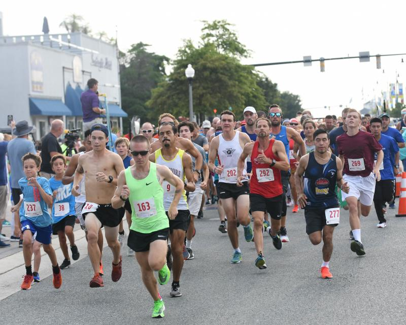 Distance Runner from West Chester Wins Races in Rehoboth, Dewey Beaches