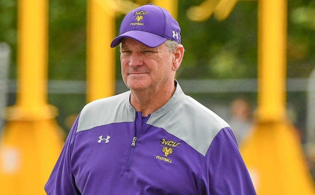 WCU Football Coach 'Excited to Be Alive' After an Offseason of 'Medical Hell'
