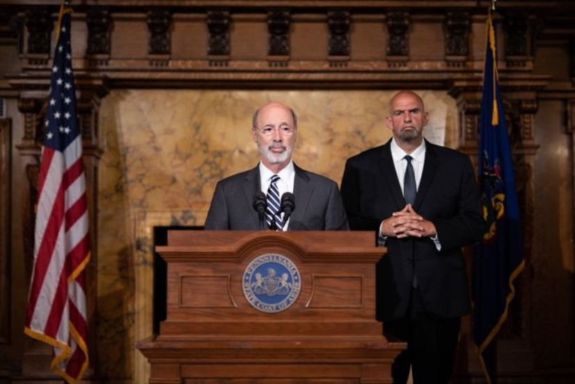 Gov. Wolf Changes His Stance on Recreational Marijuana, Calls for Full Legalization