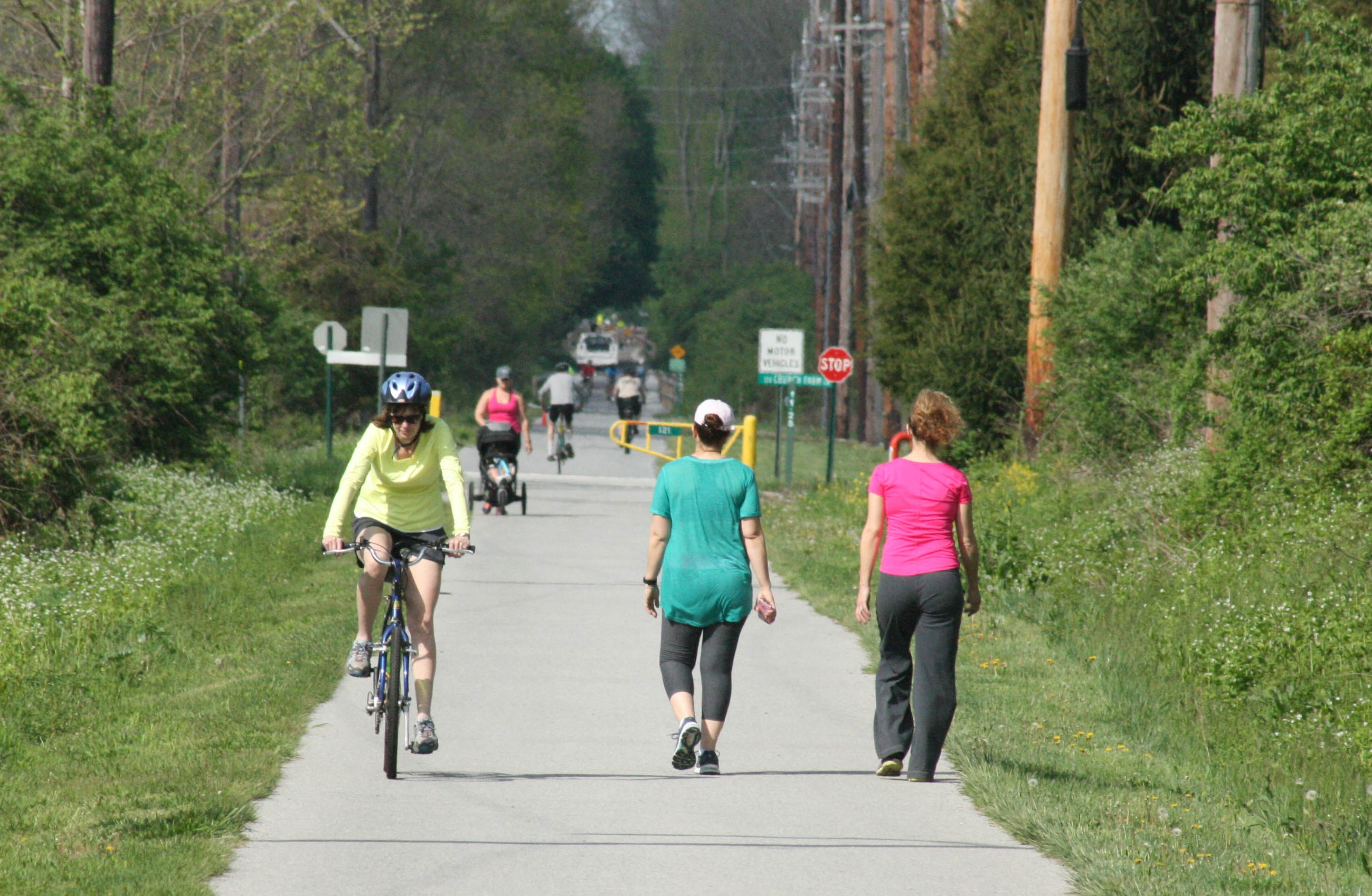 East Whiteland Receives $250,000 Grant to Connect Areas of Community to Chester Valley Trail