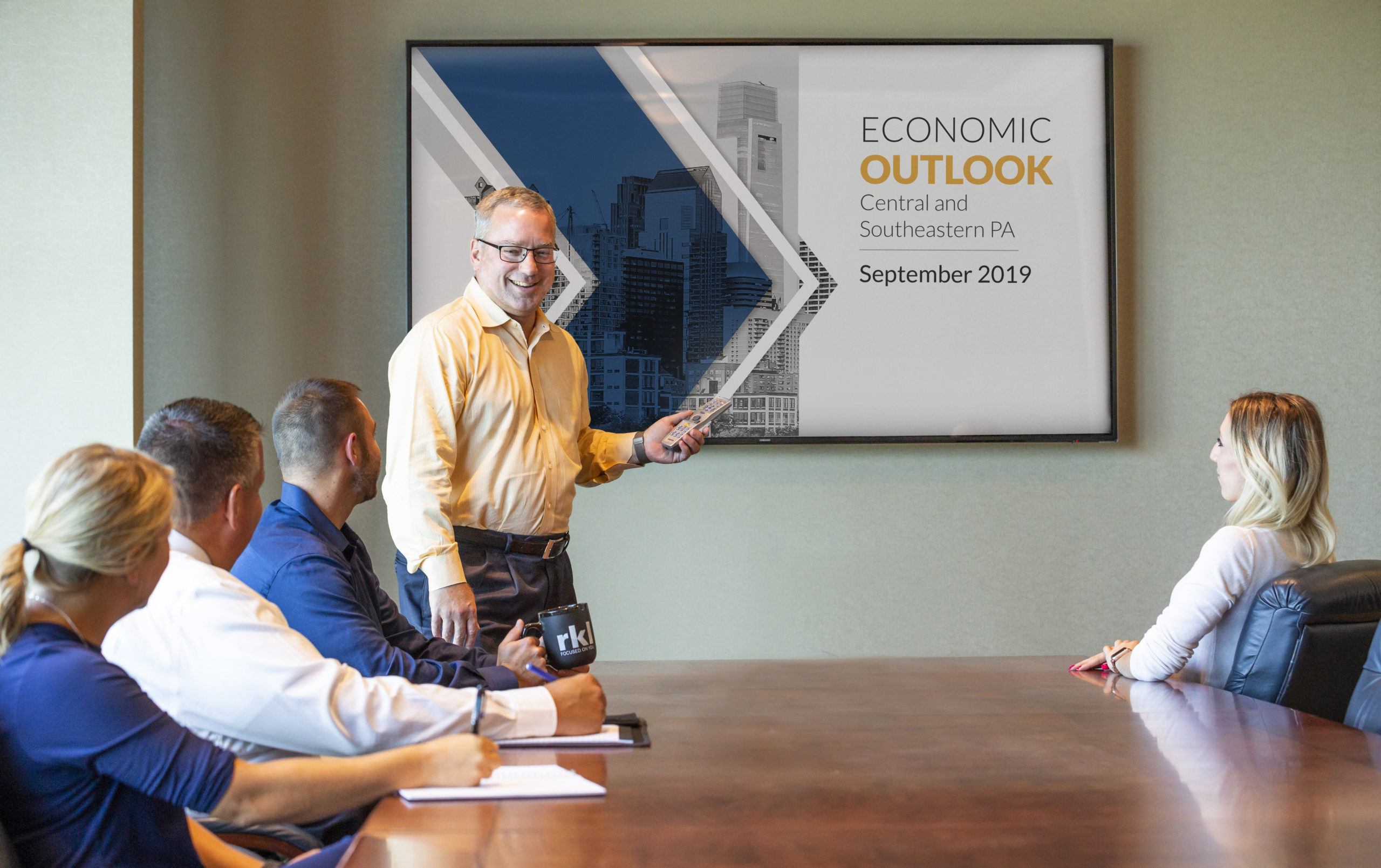RKL Issues Latest Economic Outlook for Central, Southeastern Pennsylvania