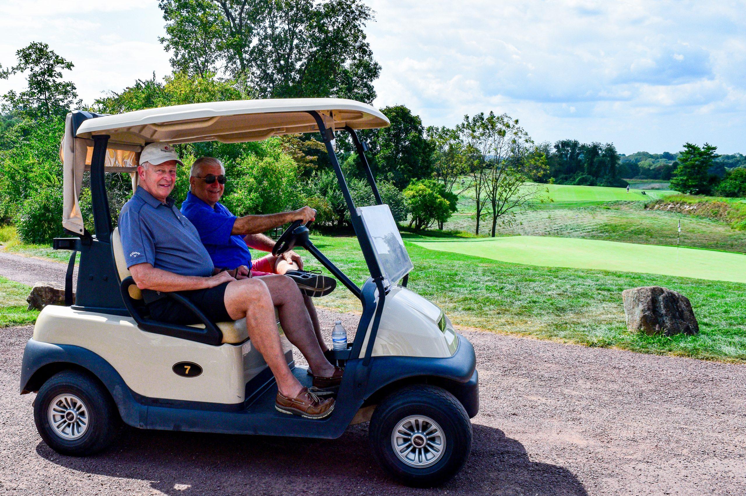 Meridian Bank Golf Classic Raises $55,000 for Surrey's Transportation Division