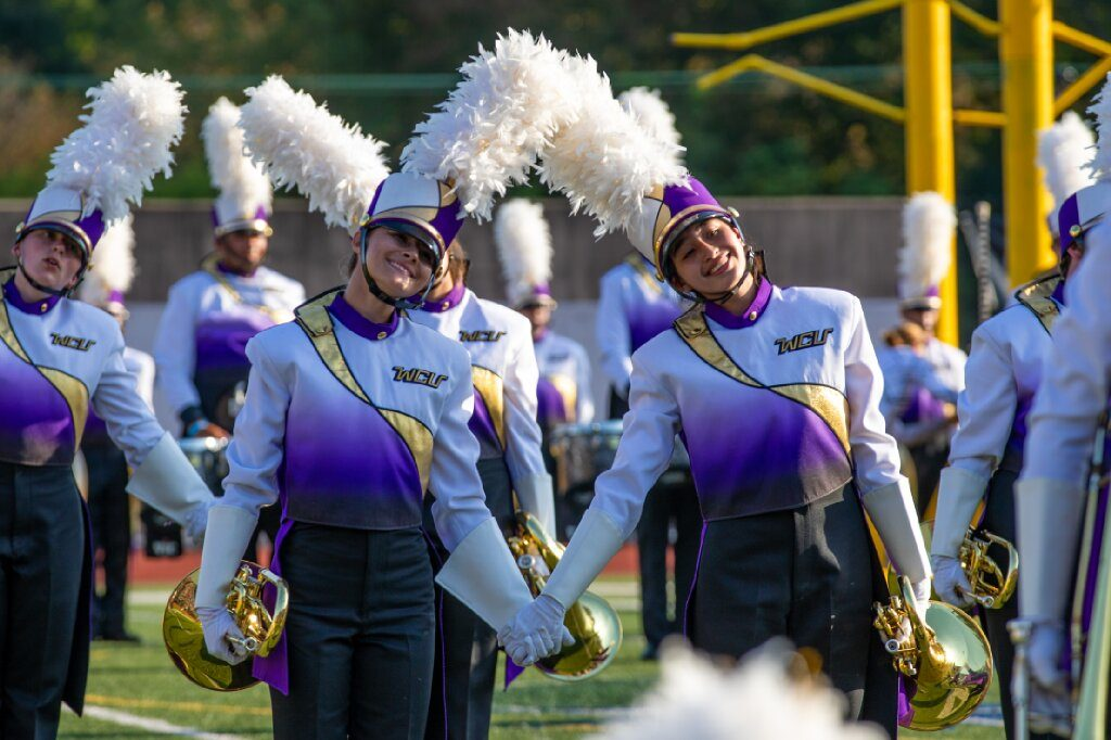 WCU's Golden Rams Marching Band Proves It's Incomparable with Prestigious Trophy