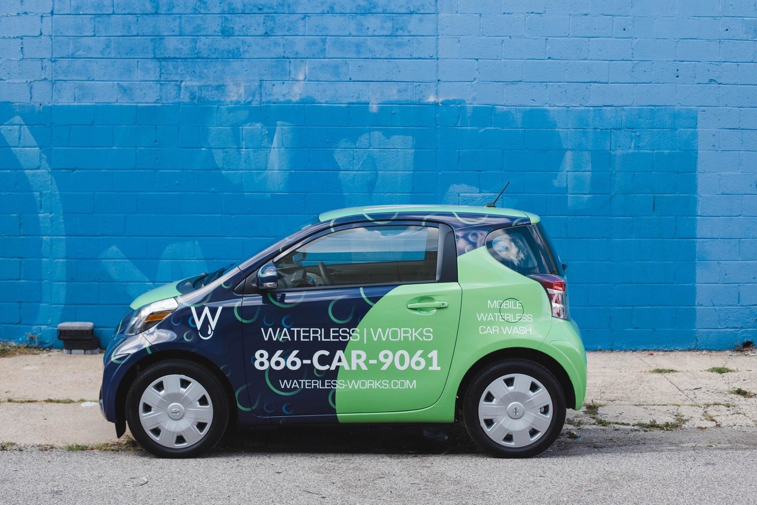 A Waterless Car Wash in Delco? The Parent Company of Kelley Blue Book Loves the Idea