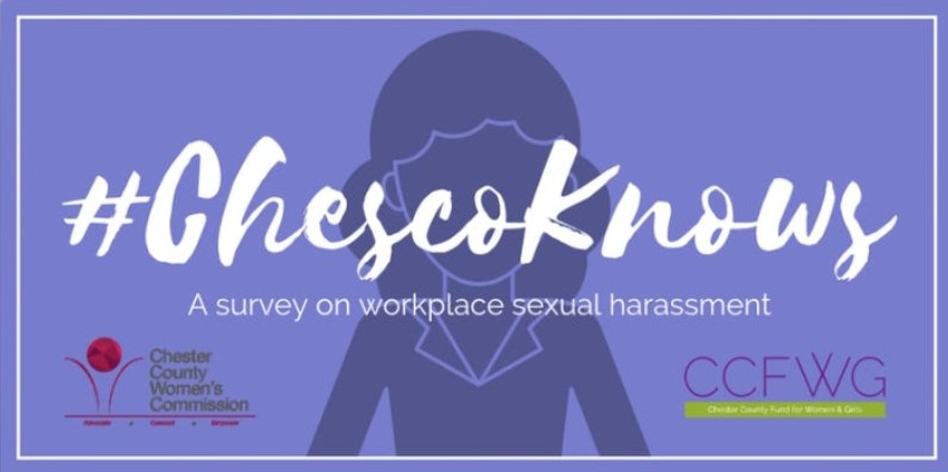 CCFWG to Host #ChescoKnows Summit in Response to Survey Findings on Workplace Sexual Harassment