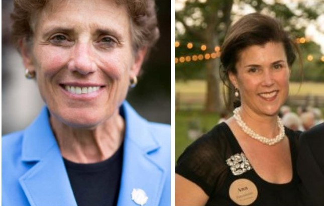 Two Locals Among Main Line Today's 20 Women on the Move