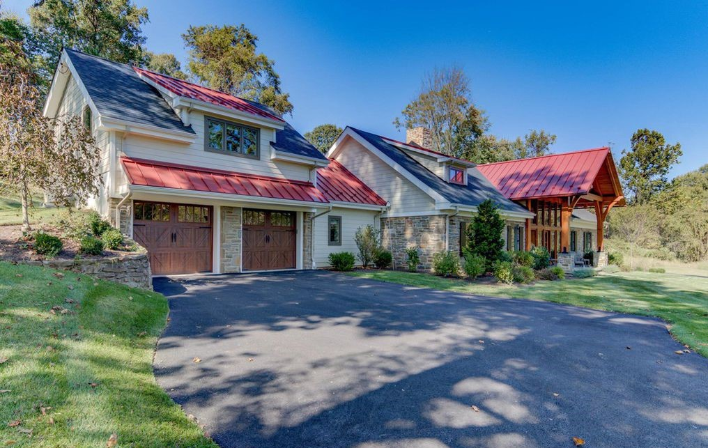 DNB First House of the Week: Unique Property Surrounded by Rolling Hills in Willistown