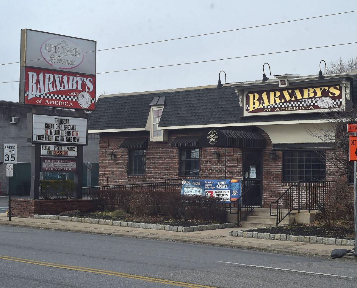 Barnaby's on MacDade Boulevard in Delco to Open Under New Owners as The Ridley House