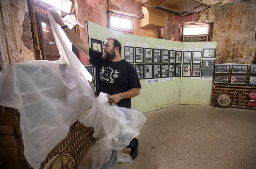 Pennhurst Aims to Stop 'Anyone Confusing the Seasonal Attraction with History of Site'