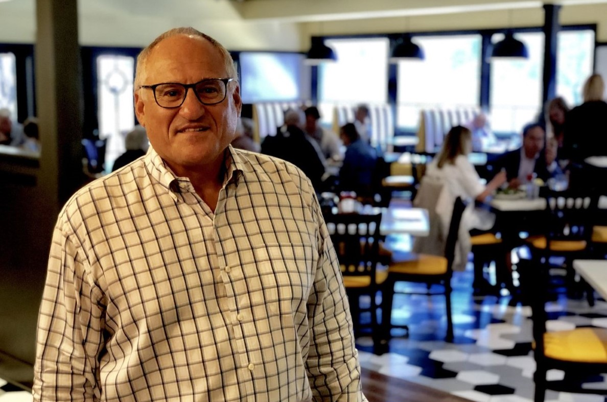 When Faced with Competition from Wawa, Owner of Nudy's Café Chose to Go Bigger